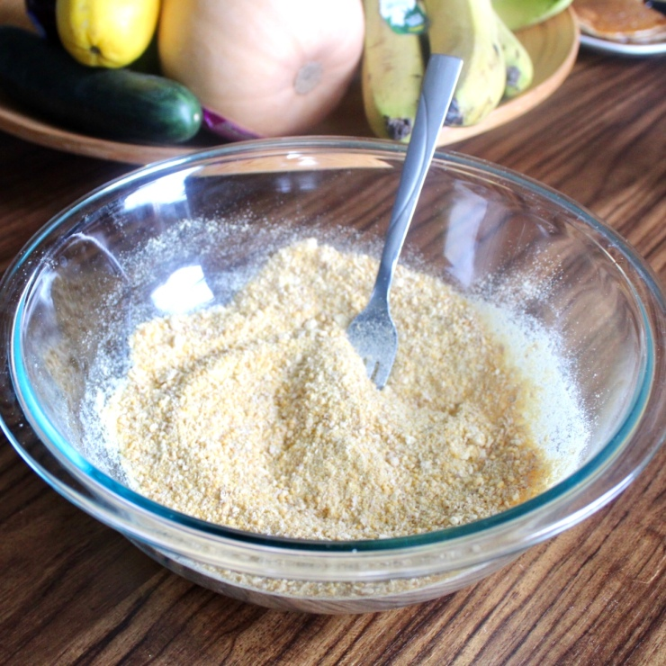 Chickpea Flour. Garbanzo Bean Flour.
